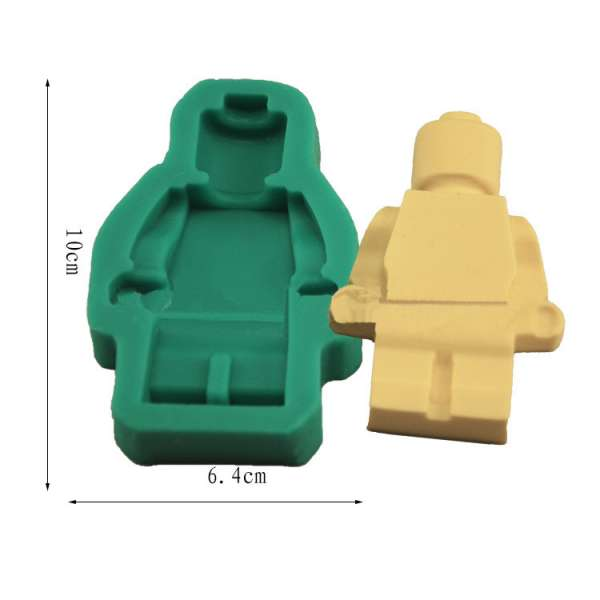 Personajes Lego Robot