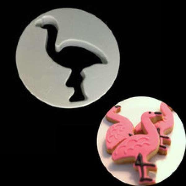 Cortador flamingo 2 pzs